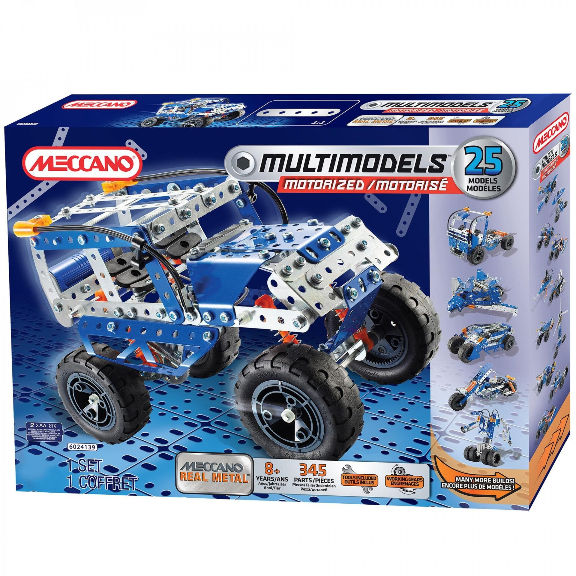 Construction Sets Aspergers Autism Forum Control Your Meccano Models Or Anything Else From Windows Pc Multimodels 25 Set 0