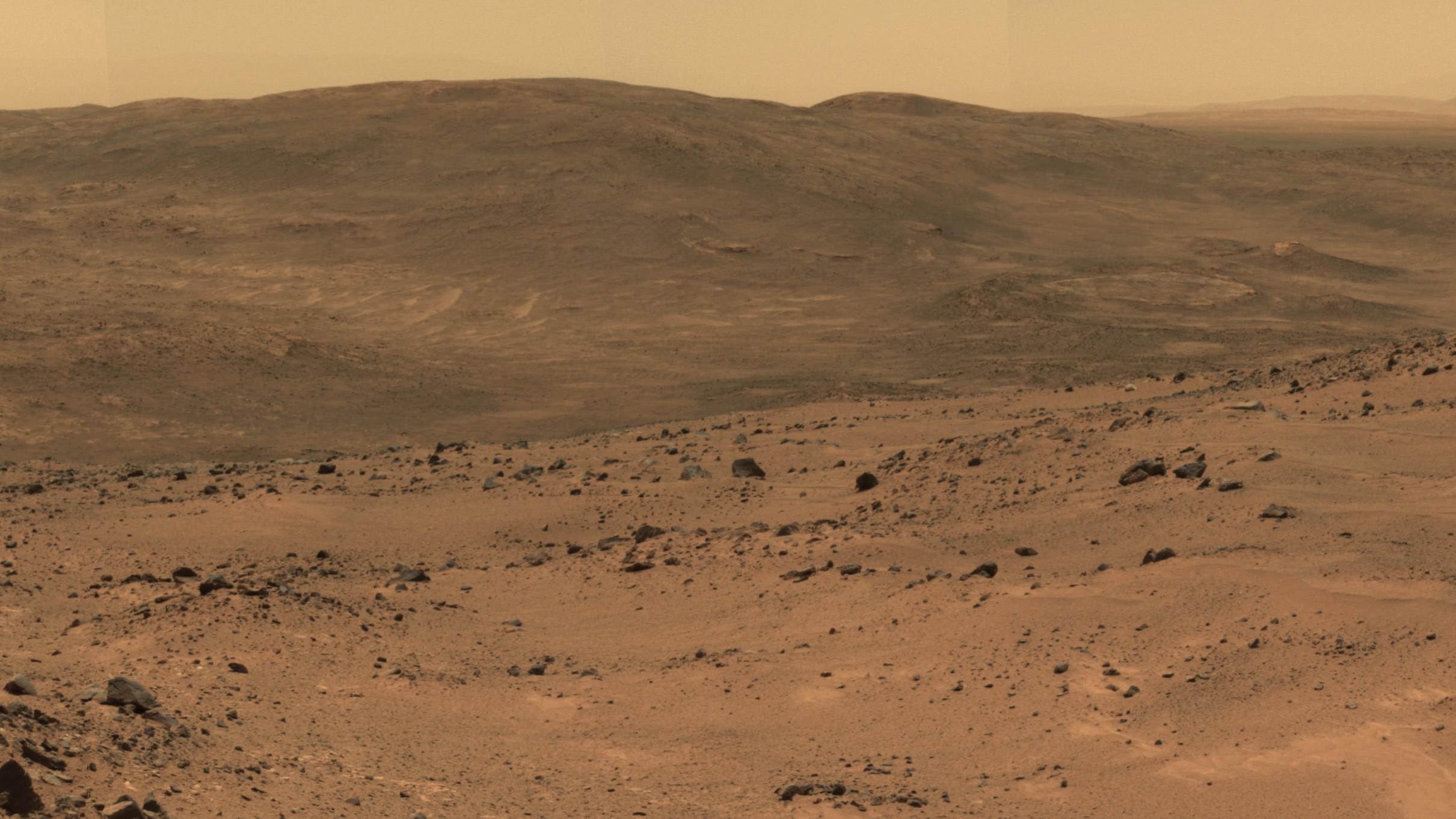 mars surface description - HD1820×1024