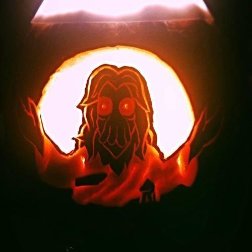 zoidberg jesus pumpkin carving asperger s autism forum