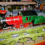 Building the Autism Express in G scale